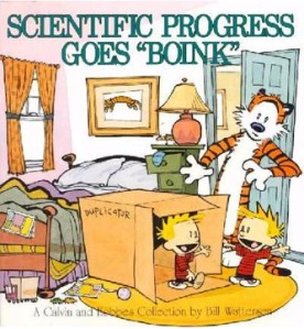 CH Scientific Progress goes Boink